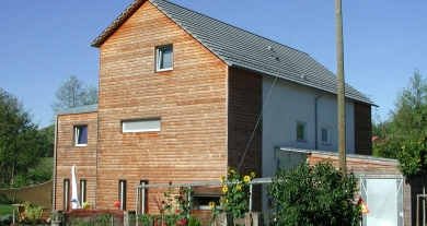 Passivhaus in Mainhardt